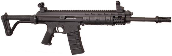 XCR-L ствол длиной 368 мм