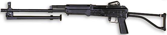 легкий ручной пулемет LADA