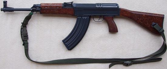 CZ Sa vz. 58P более поздняя модель
