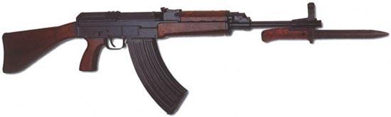 CZ Sa vz. 58P ранний вариант