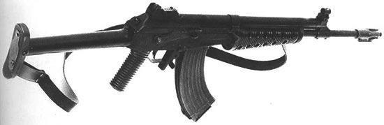 Valmet Rk 62 ранний вариант