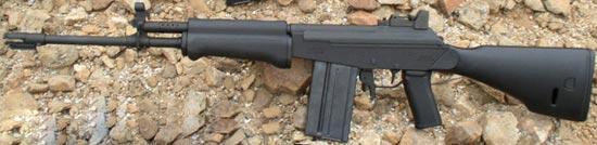 Valmet Rk 76 P калибра 7.62х51 мм