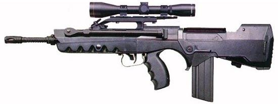 FAMAS F1 снайперский вариант