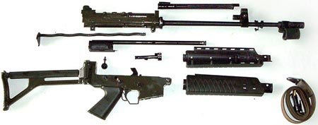 AK5 неполная разборка