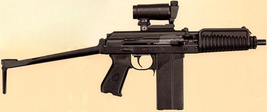 9А-91 модернизированный вариант