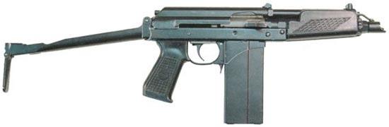 9А-91 первых партий с компенсатором