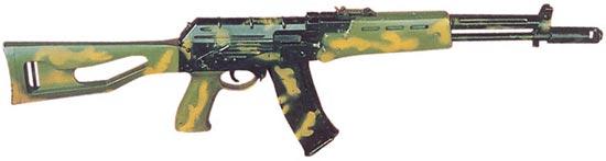 АЕК-971 (образца второй половины 1980-х годов)
