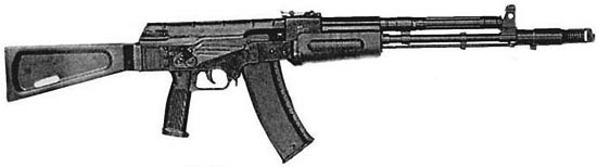 АЕК-971 (образца первой половины 1980-х годов)