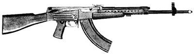 автомат Судаева АС-44