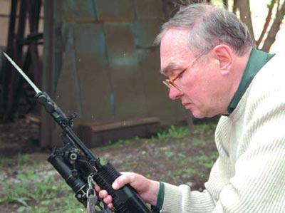 Г. Никонов с АН-94