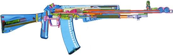 схема АН-94