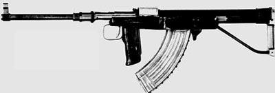 7,62-мм экспериментальный автомат Коровина