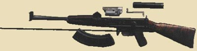 ТКБ-517 неполная разборка