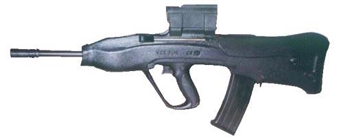 Vektor CR-21