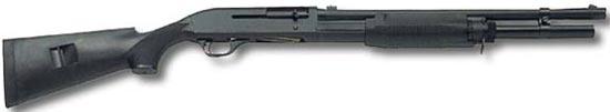 Benelli M3 Super 90 в стандартном полицейском исполнении