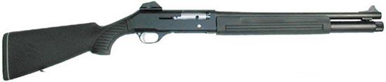 Beretta 1201FP (полицейский вариант), с диоптрическим прицелом Ghost-ring