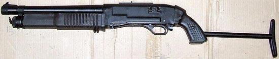 КС-23М с прикладом