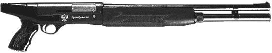 Дробовик ТОЗ-187