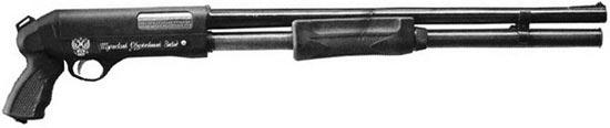 Дробовик ТОЗ-194