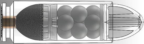 Схема патрона RAS-12
