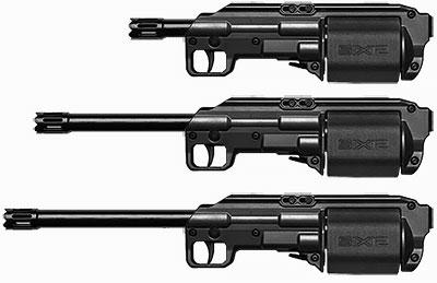 SIX12 со стволами различной длины
