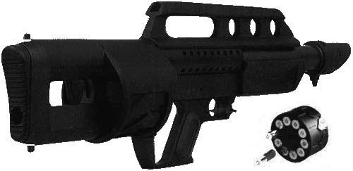 Pancor Jackhammer Mk3A1