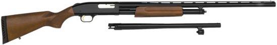 Mossberg 500 Crown Grade .410 охотничий вариант с запасным стволом для пулевой стрельбы