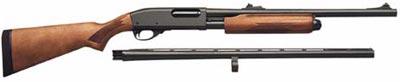 Remington 870 Express Combo охотничье ружье со сменным дробовым стволом