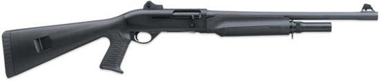 Benelli M2 Tactial с ложей с пистолетной рукояткой