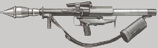 Panzerfaust 44 Lanze