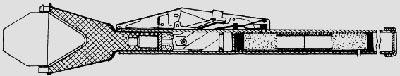 Panzerfaust 100 в разрезе
