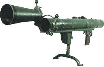 гранатомет IOF 84 mm RCL