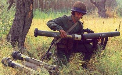B-300 снаряжание гранатомета