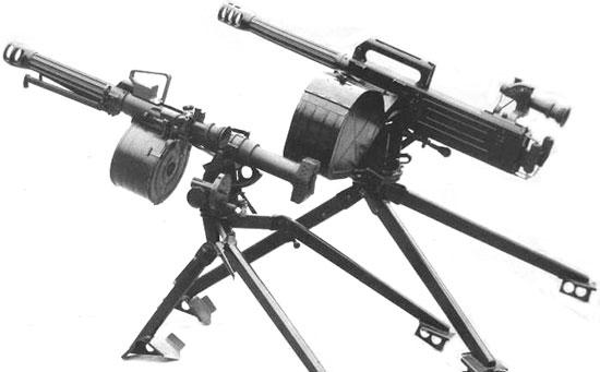 QLZ 87 (слева) и QLZ 04 (справа)