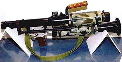 Type 69-I складной вариант