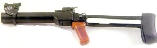 Wz. 1983 Pallad D пистолетный вариант