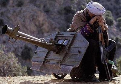 СГ-82 использовавшийся в Афганистане