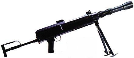 Автоматический ручной гранатомет Барышева - АРГБ