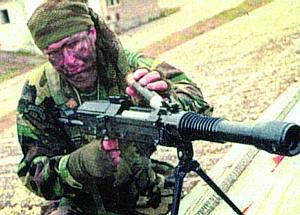 АРГБ при одиночной стрельбе