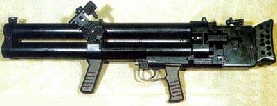Гранатомет ДП-64 «Непрядва»