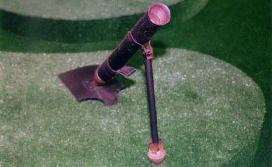 37-мм миномет-лопата образца 1939 года