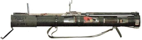 макет РПГ-22