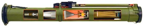 макет РПГ-26