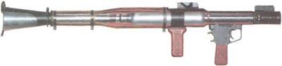 РПГ-7 в разрезе