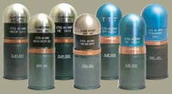боеприпасы для CIS 40 AGL
