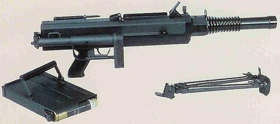 RAG-30 в походном положении