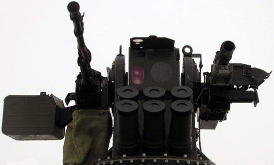 УАГ-40 (справа) в составе ОБМ «Киборг»
