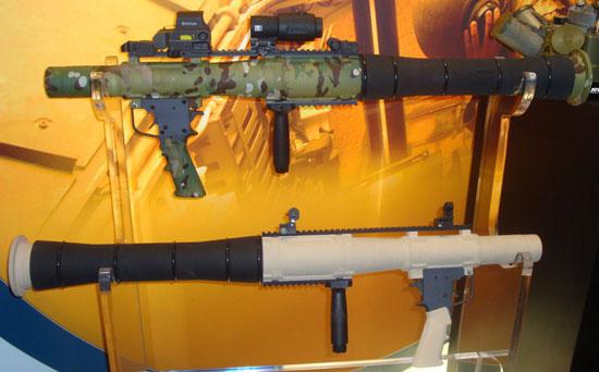 Пусковые установки Airtronic USA Mk777