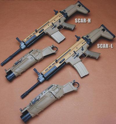 FN SCAR и FN40GL