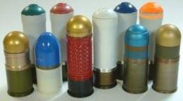 гранаты для М203